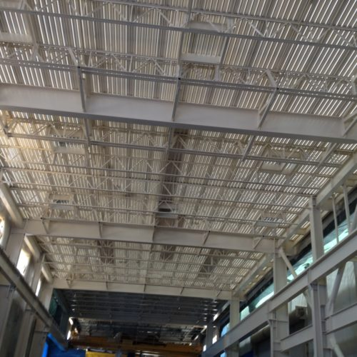 MWD La Verne Int struct steel PPG Ameron High performance